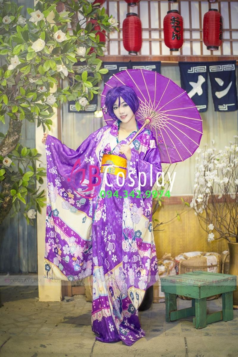 Kimono Nozomi (Love Live!)