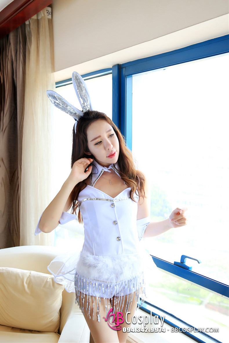 Trang Phục Tiếp Viên Sexy Bunny