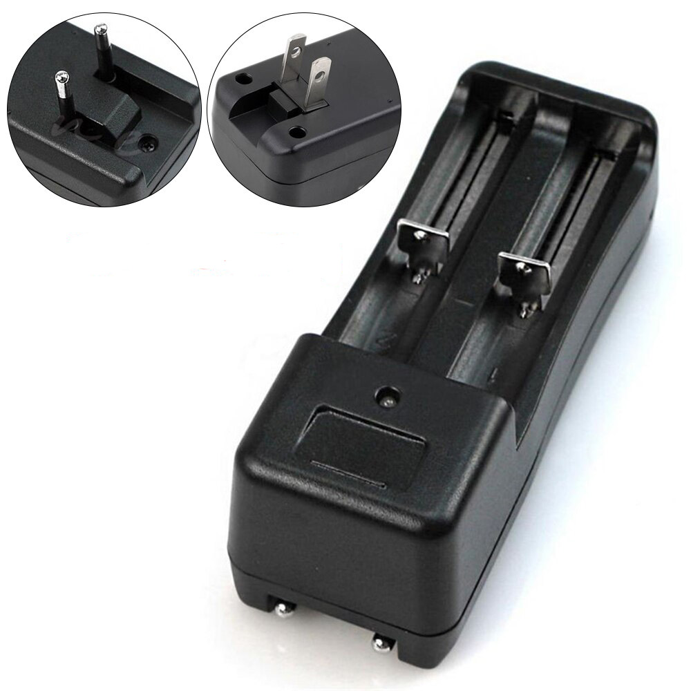 Bộ Sạc 2 Pin Vape Cho Pin 18650/18350/18500